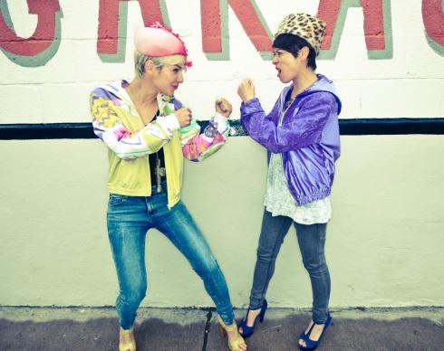 Polina and Choi